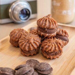 foto biscotti baci di alassio