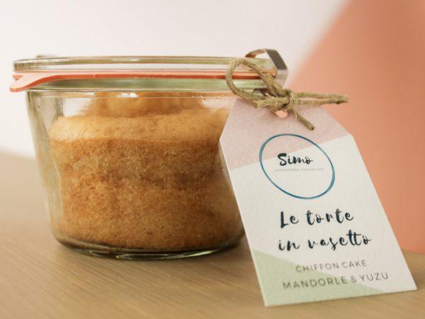 foto torta di mandorle e yuzu